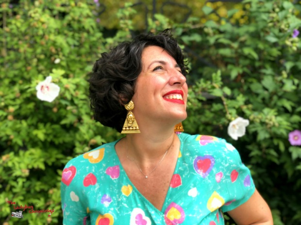 The Ladybug Chronicles Opherty Ciocci Chiara Boni dress (10)