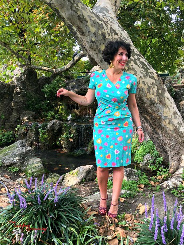 The Ladybug Chronicles Opherty Ciocci Chiara Boni dress (3)