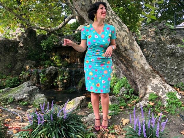 The Ladybug Chronicles Opherty Ciocci Chiara Boni dress (5)