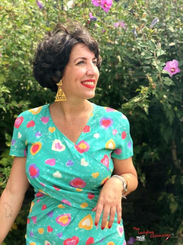 The Ladybug Chronicles Opherty Ciocci Chiara Boni dress (6)