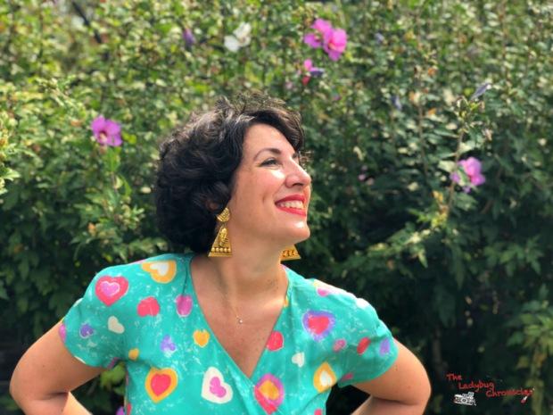 The Ladybug Chronicles Opherty Ciocci Chiara Boni dress (8)