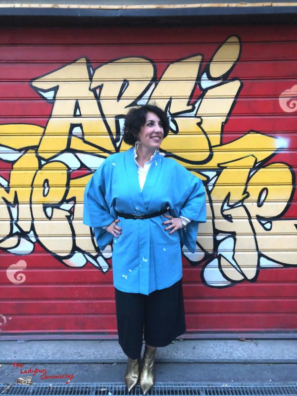 The Ladybug Chronicles Vintage Kimono (2)
