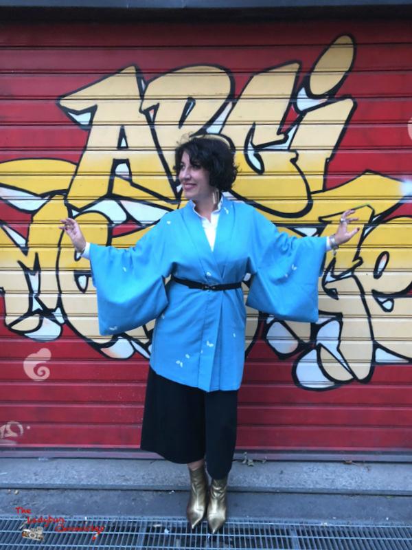 The Ladybug Chronicles Vintage Kimono (3)