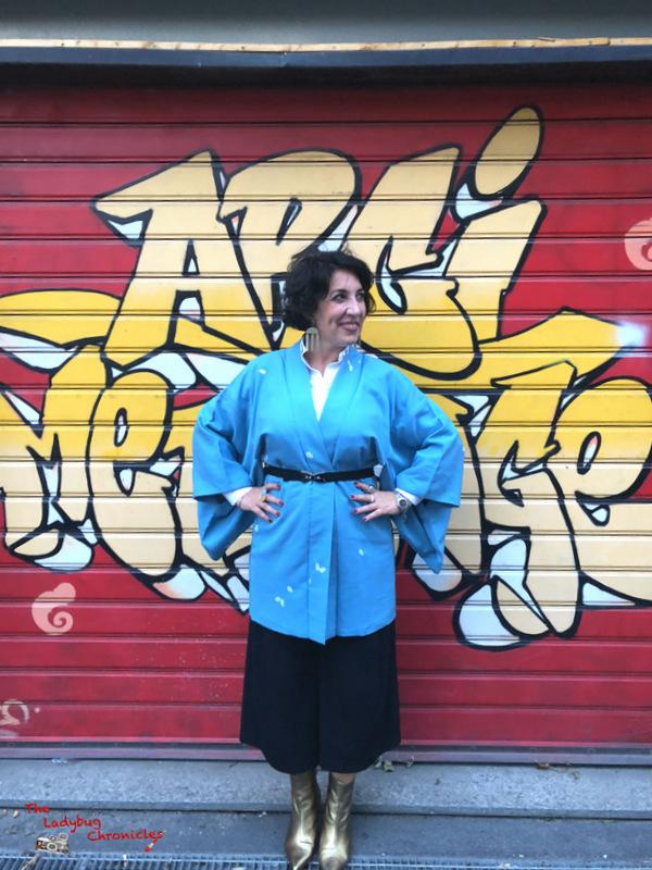 The Ladybug Chronicles Vintage Kimono (4)