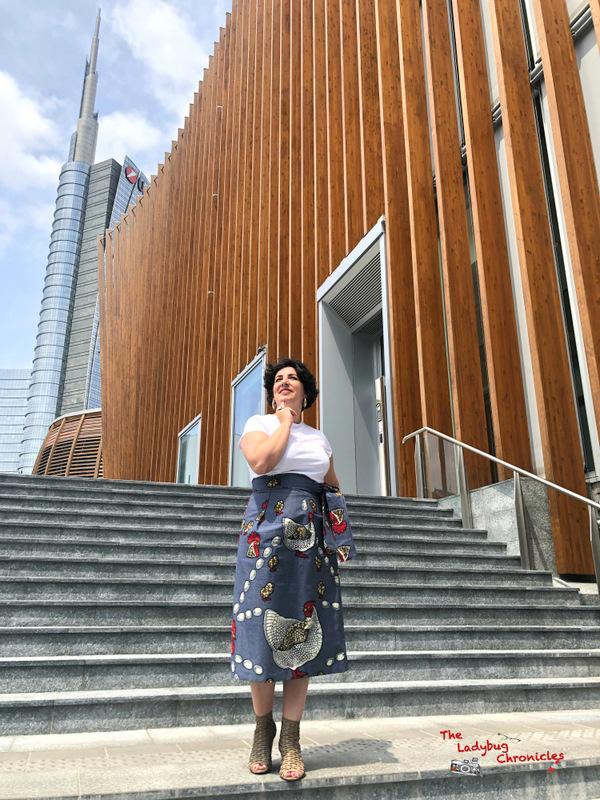 The Ladybug Chronicles Coq Wax Skirt (1)