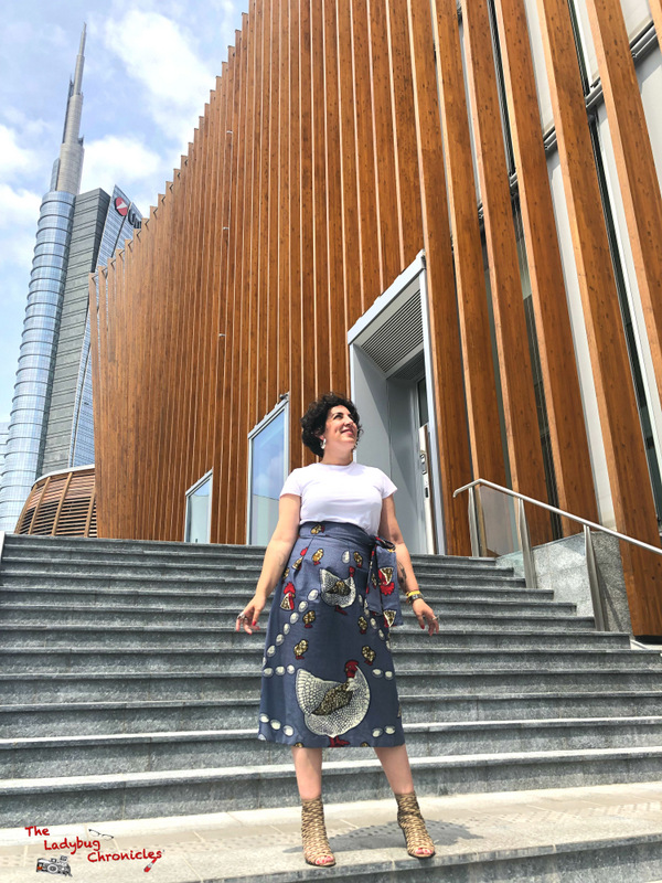 The Ladybug Chronicles Coq Wax Skirt (2)
