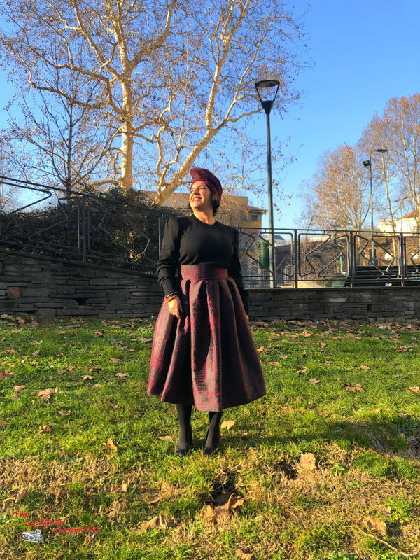 The Ladybug Chronicles Total Madame Ilary Outfit (1)