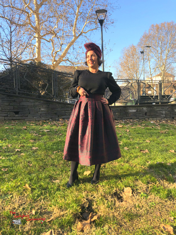 The Ladybug Chronicles Total Madame Ilary Outfit (2)