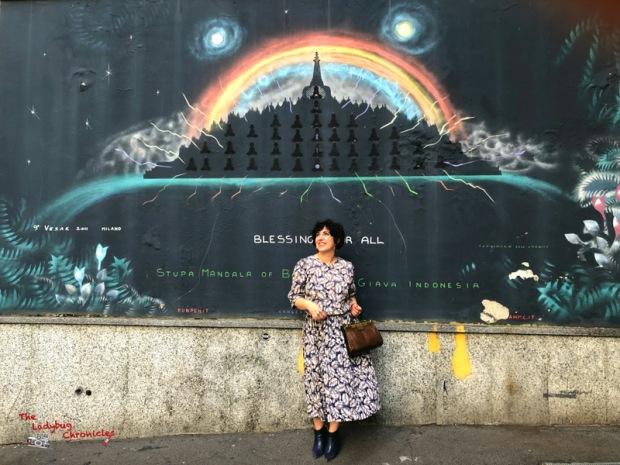 The Ladybug Chronicles Bilbao Vintage dress (2)