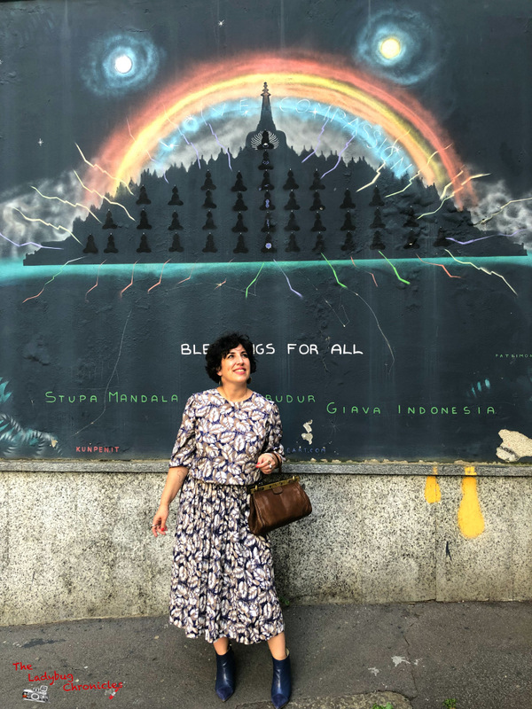 The Ladybug Chronicles Bilbao Vintage dress (3)