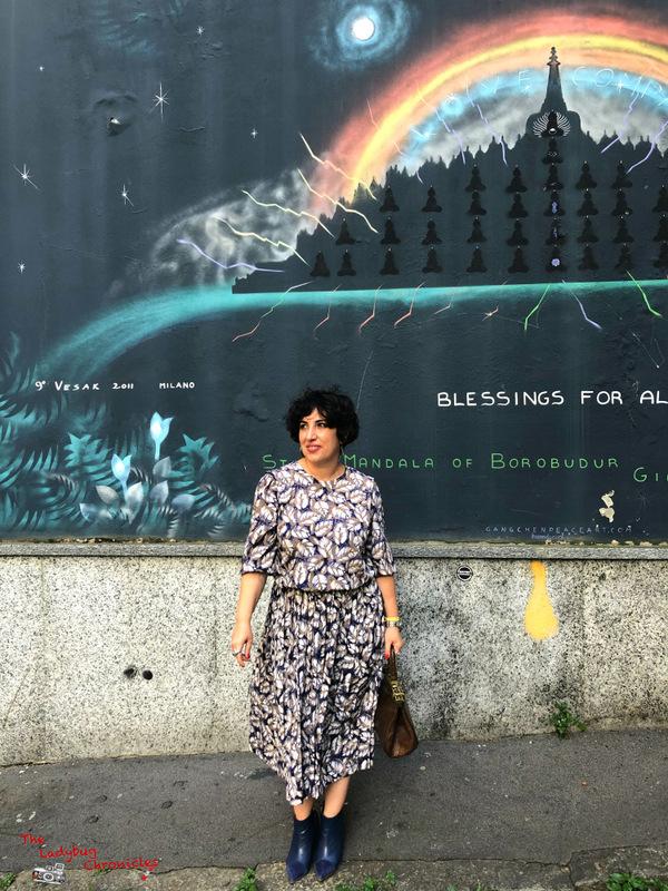 The Ladybug Chronicles Bilbao Vintage dress (4)