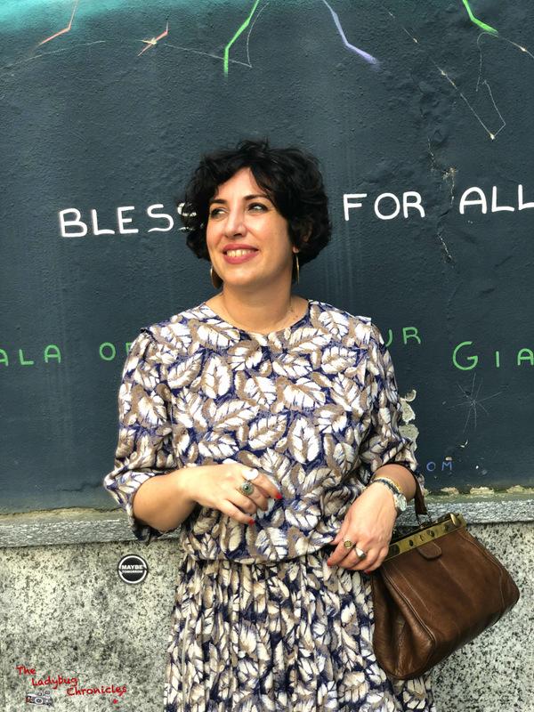 The Ladybug Chronicles Bilbao Vintage dress (6)