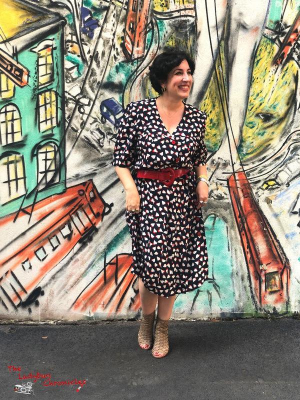 The Ladybug Chronicles Heart Dress (2)